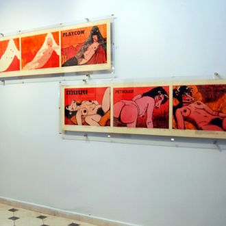 A propósito de la exposición Zarza: Lo que no se vio