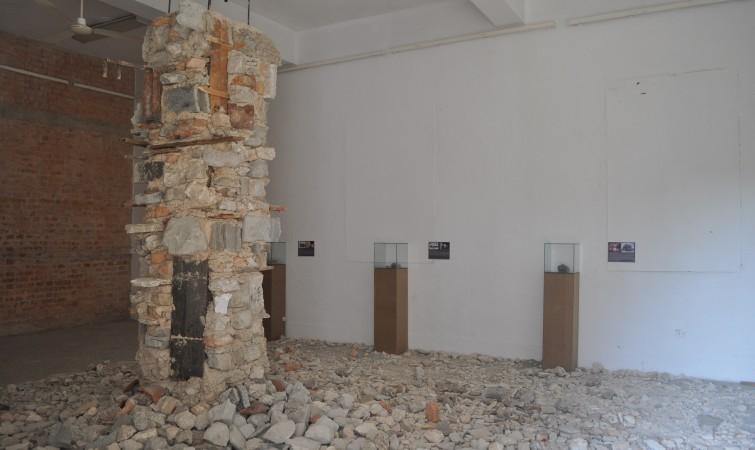 2-ReciclAGE-Galería Cascarilla- 2011