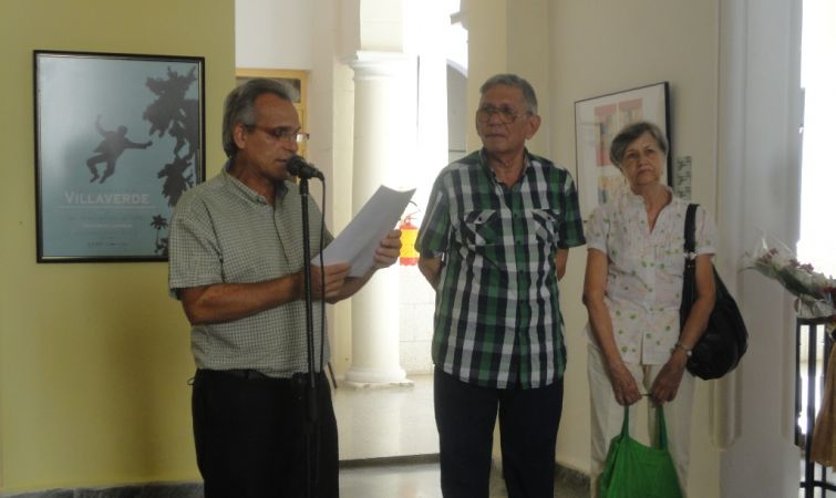 Acentos de Villaverde. Septiembre-Octubre. 2014. Centro Provincial de Artes Visuales. Villa Clara
