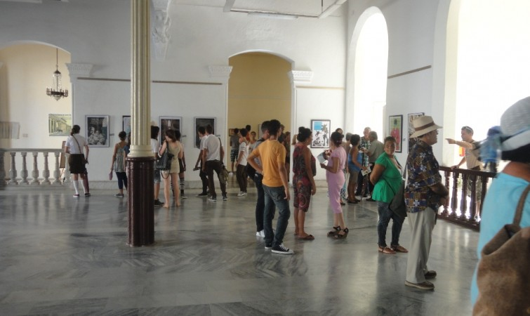 Acentos de Villaverde. Septiembre-Octubre. 2014. Centro Provincial de Artes Visuales. Villa Clara. 1