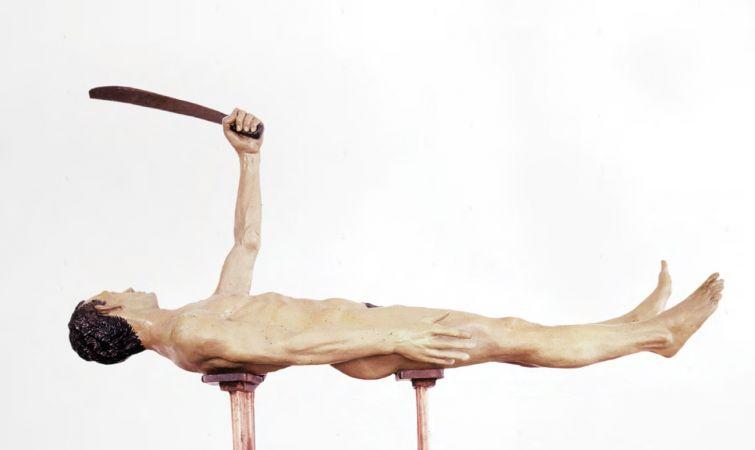 Esterio Segura. El ateo erguido, 1990