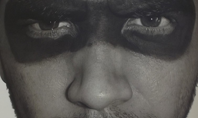 Jorge-Dager,-Alter-ego.-Carboncillo-sobre-lienzo.-200x150cm