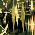 À la fin de la nuit, 1969. Óleo sobre lienzo / 175 x 215 cm / Colección privada Wifredo Lam © 2014 Artists Rights Society (ARS), Nueva York /ADAGP, París