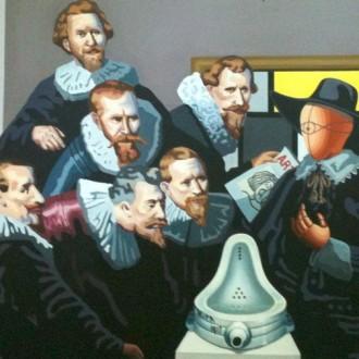 Historia del Arte… otra lección más