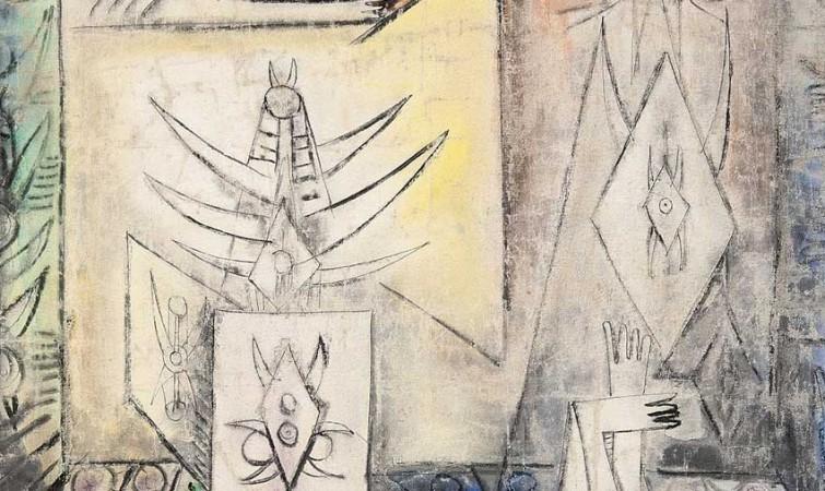L'Atelier,-1947