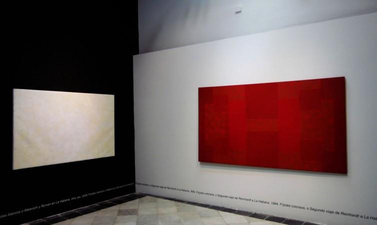 03 De la serie Frijoles Blancos(...), 2006 y Frijoles coloraos (...), 1994