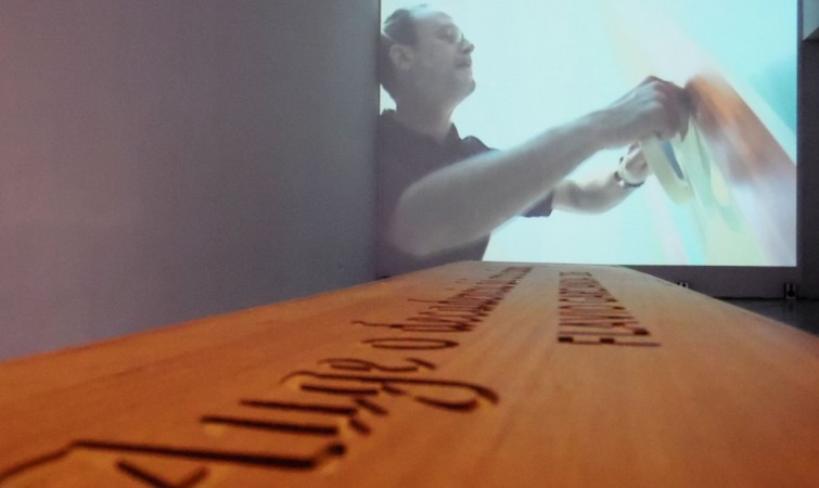 05 Video sobre el proyecto Auge o decadencia del arte cubano, MNBA, Bienal de La Habana 2006