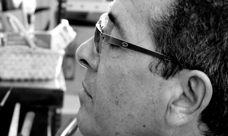 El-artista-Arturo-Montoto,-2013