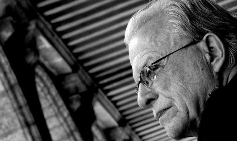 El-escritor-Antón-Arrufat,-2014