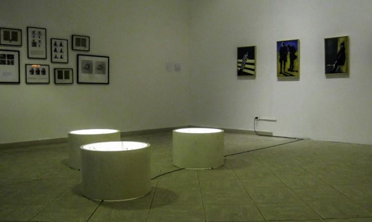 Ambiente de la      exposición