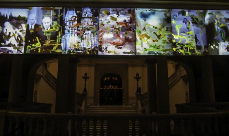 Feuilleton     , Les sept péchés capitaux (2011) Angel      Vergara Santiago