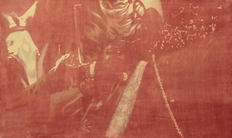 Duniesky Martín. Raúl Corrales. Entrada de Camilo a La Habana, La Habana, circa 1959.