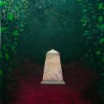 Pastel, carbón, acrílicos / tela, 190 x 227 cm