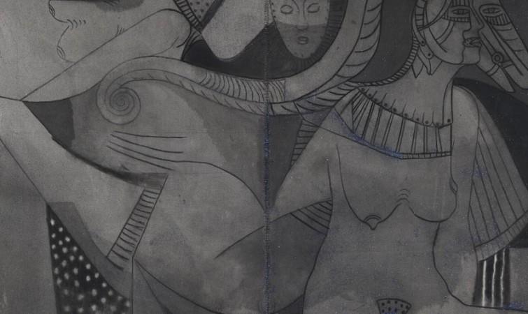 1De-la-serie-Los-silencios-no-existen,-2014,-165-x-200-cm,-técnica-mixta