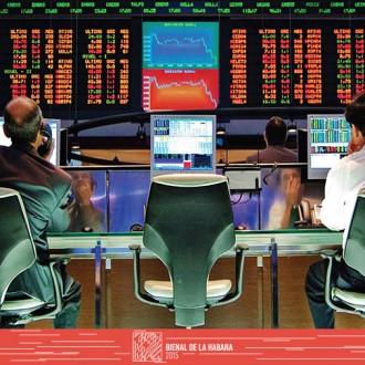 For a stock exchange in Havana