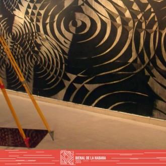 Arrechea in Fine Arts in Biennial times