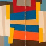 Vanishing Point (Yellow), 2014 (Diptych)