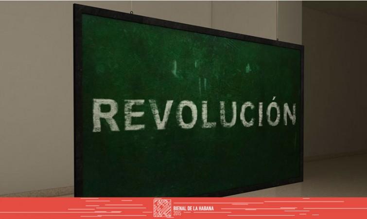 Revolución------(2014)-Insalación,-130x247x20-cm-