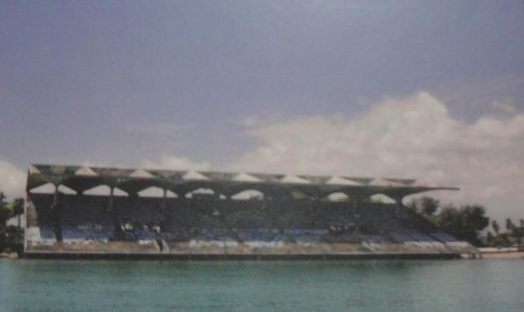 Estadio y Nube, 2015