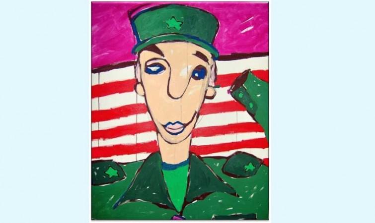 Autorretrato-cuando-me-coja-el-verde.-2011