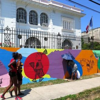 Galleria Continua celebra el Mes de la Cultura Francesa en Cuba