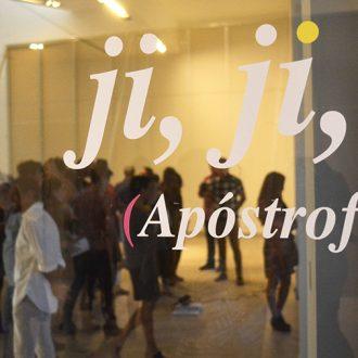 Ji, ji, ji, un ensayo de cinismo y… mercado de arte
