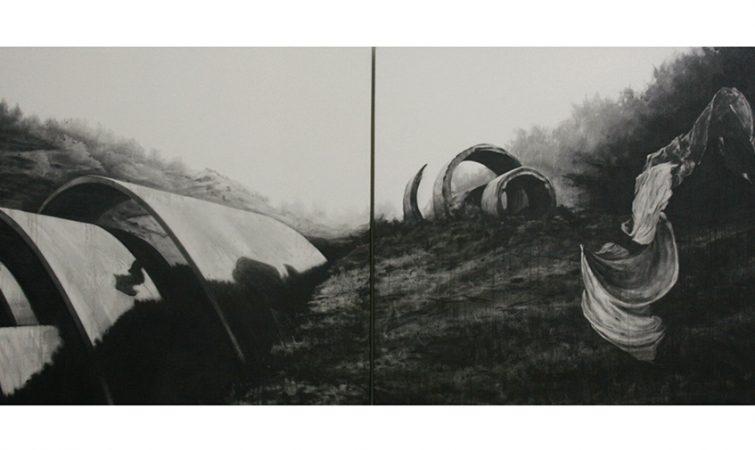 Grafito-sobre-lienzo