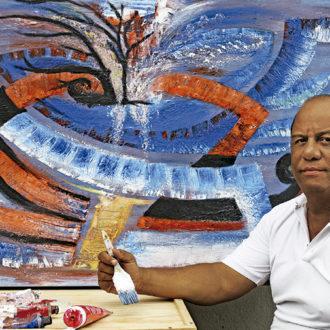 Open Studio: Moisés González