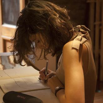 Gabriela Reyna en residencia