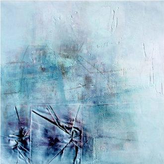 Itinerario de una artista abstracta