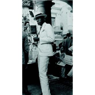 A propósito del ciudadano habanero de Walker Evans, 1933